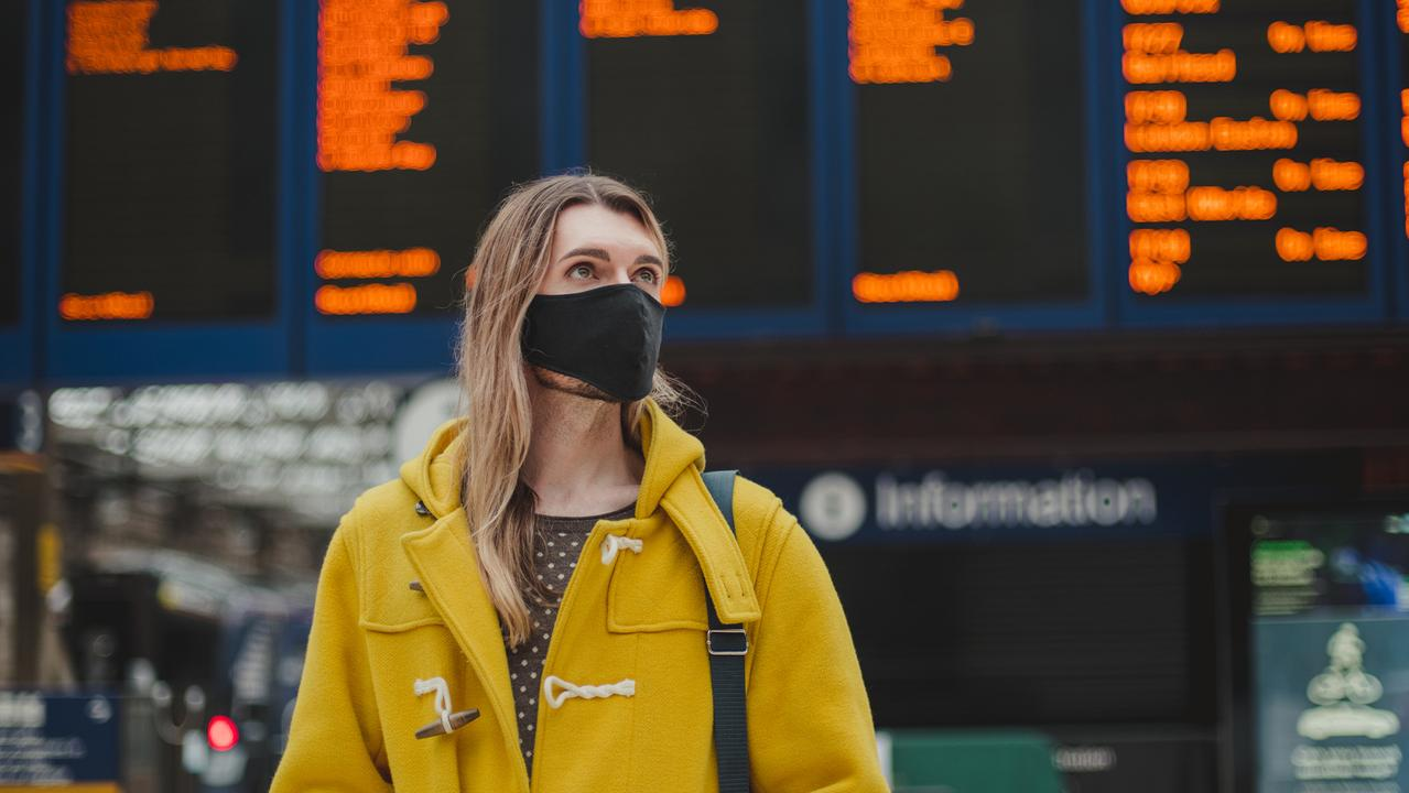 The type of face masks every traveller should have to keep safe.