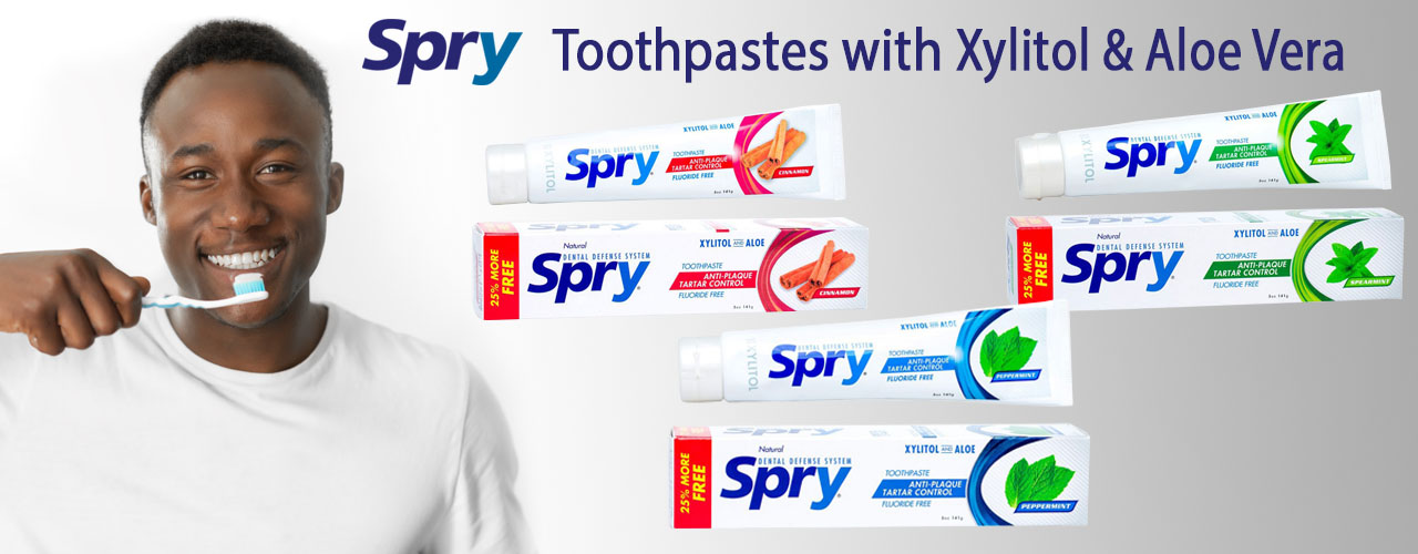 After Reading This Article, You Will Run To Get Your Spry Toothpaste.